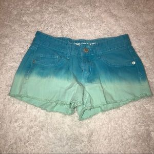 Mossimo Ombré Shorts